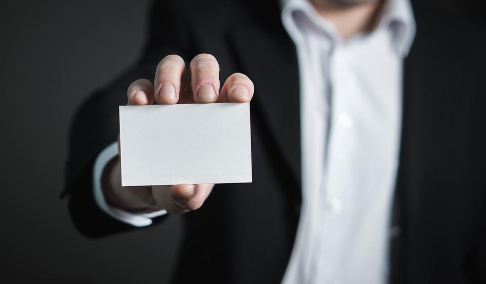 Business Card · Free photo on Pixabay