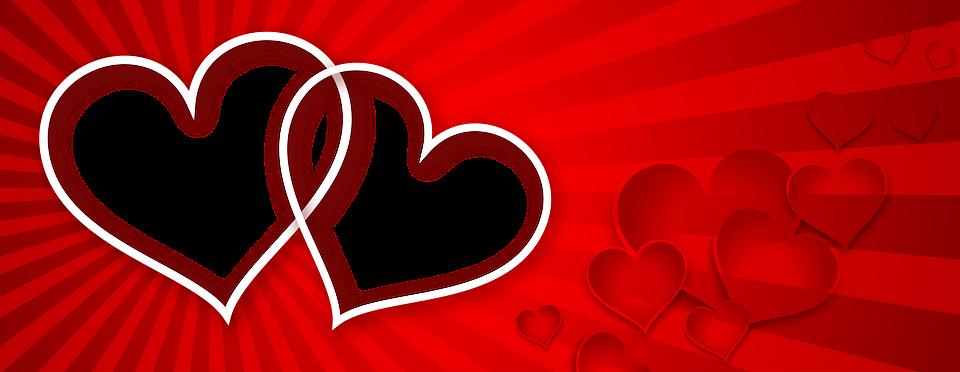 Photo Frame Postcard 14 February · Free image on Pixabay