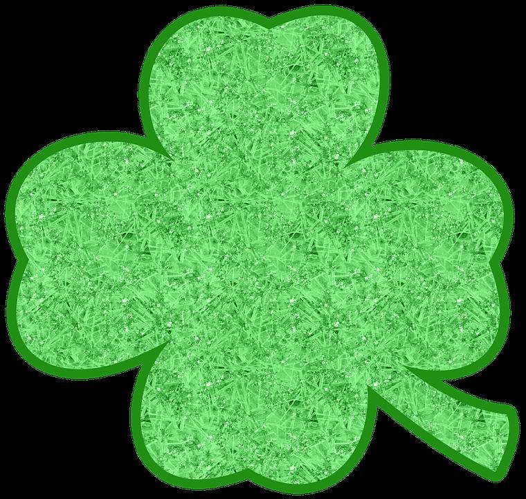 gambar leaf clover 4 daun keberuntungan chocolatelicious