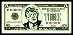 trump, donald trump, cash