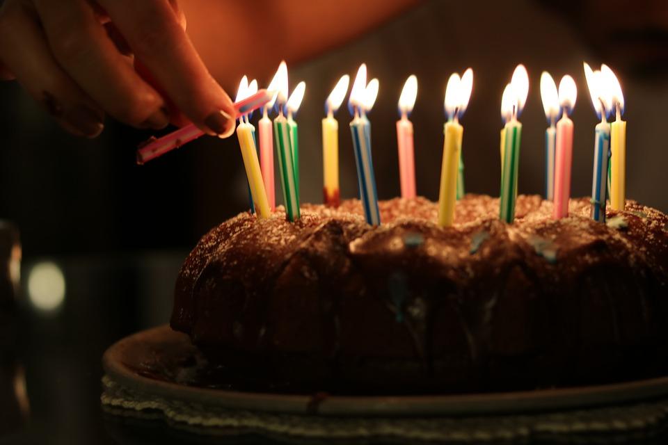 Free photo Cake Candles Birthday Cake Free Image on Pixabay