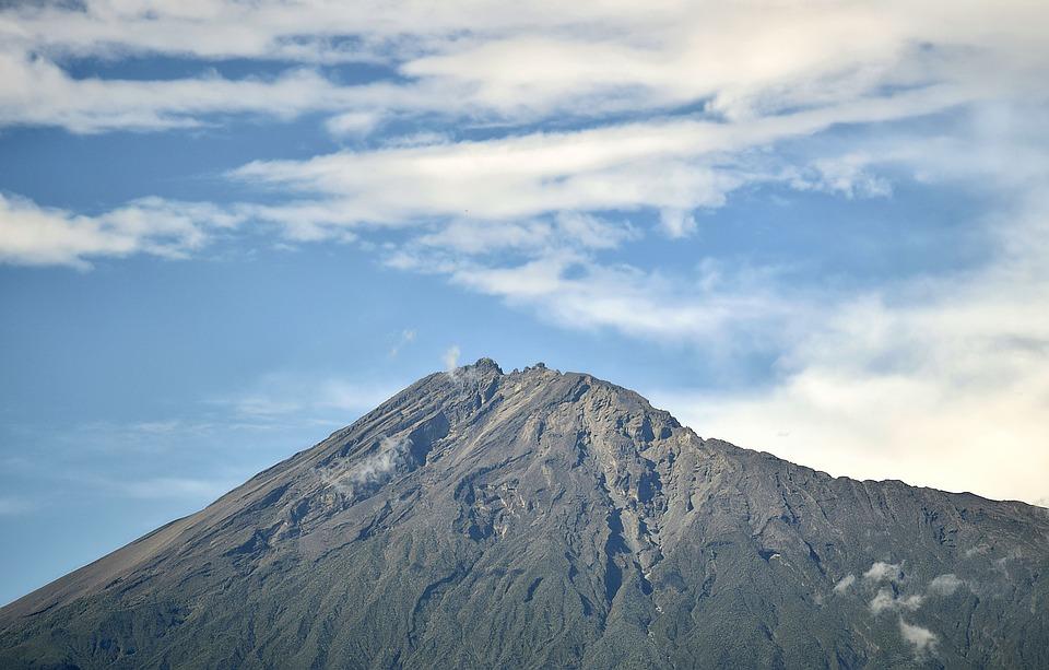 Mount Meru - Tanzania
