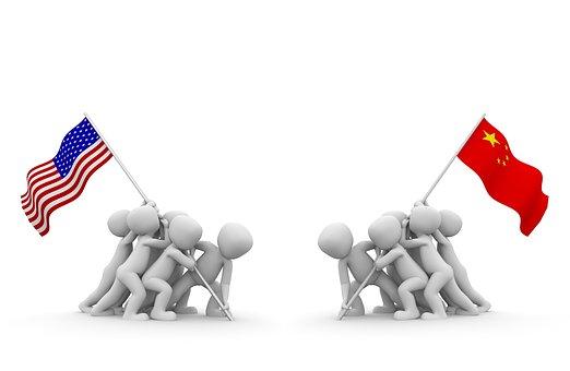 Usa, La Chine, Rivalité, La Concurrence