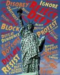 liberty, statue, defy
