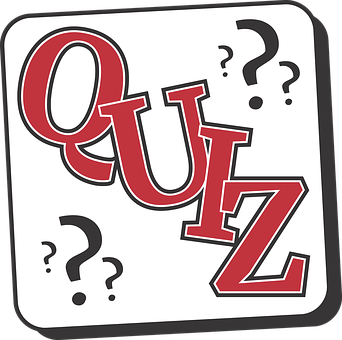 Quiz, Icon, Test, Q, U, Ich, Z, Rot