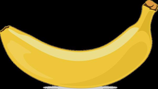 Banana Clipart - Cute Banana Clipart - 842x1001 PNG Download - PNGkit