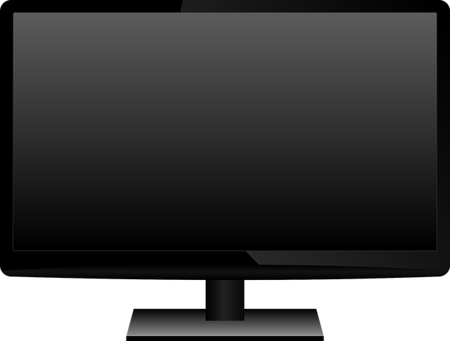 Lcd Monitor Screen · Free Vector Graphic On Pixabay