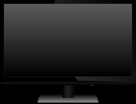 Lcd, Monitor, Screen, Flat, Display
