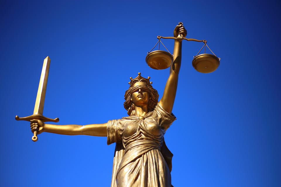 Justice, Statue, Lady Justice, Greek Mythology
