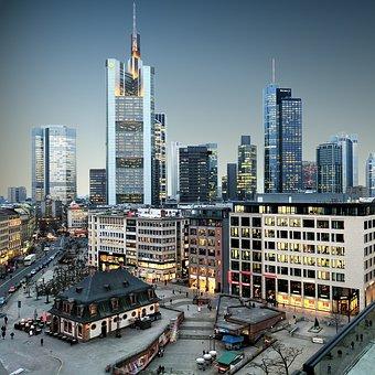 Germany, Frankfurt Am Main, Frankfurt