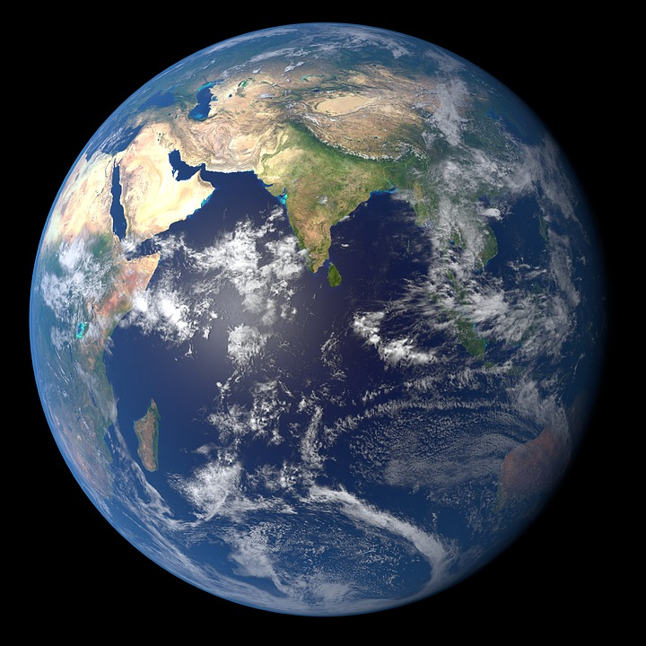 Earth Planet Globe 183 Free Image On Pixabay