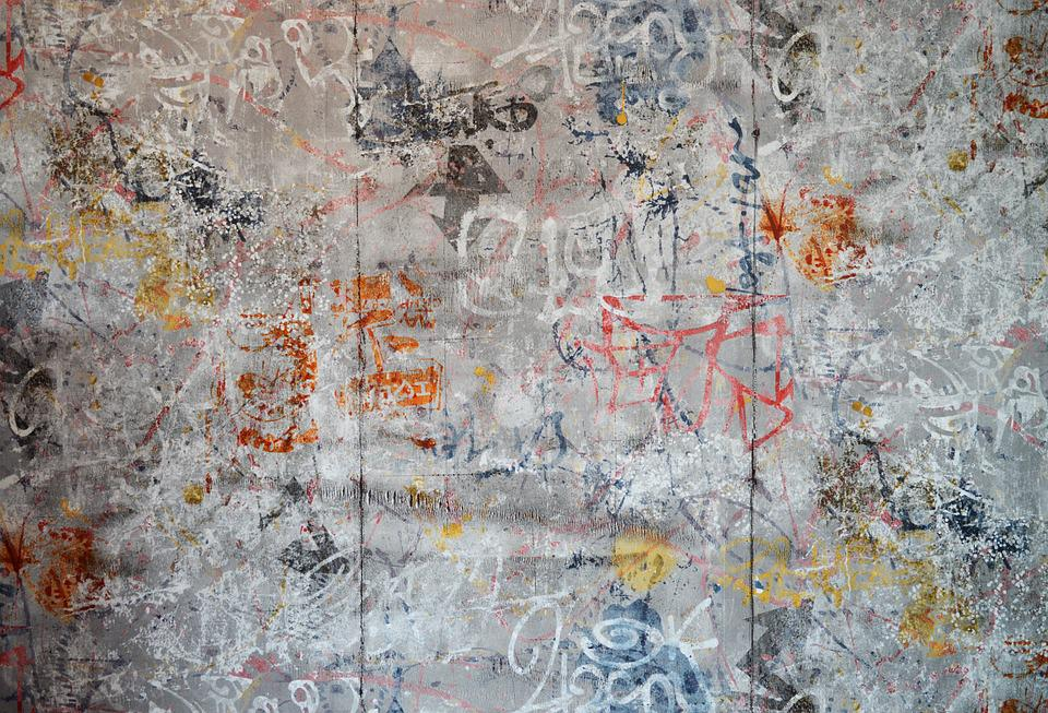 Graffiti Wallpaper Decor Free Photo On Pixabay