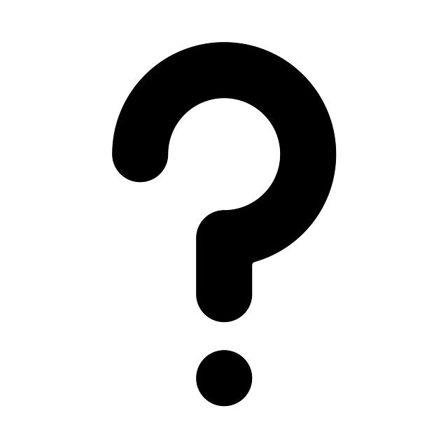 물음표 Question · Pixabay의 무료 이미지