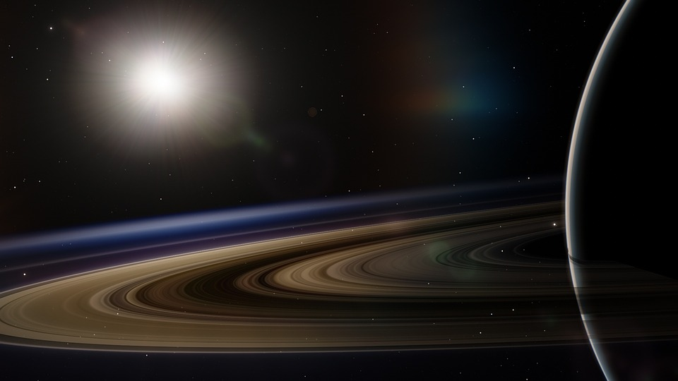 Ученые: Солнце может создавать призраков на кольцах Сатурна