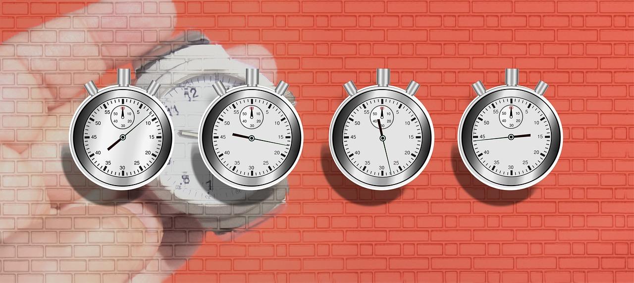 Cronómetro Gestión Del Tiempo - Imagen gratis en Pixabay