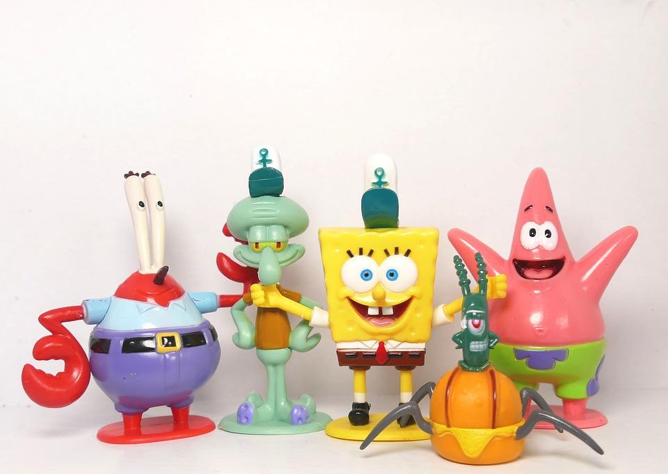 Karakter Kartun Spongbob Spongebob Foto Gratis Di Pixabay
