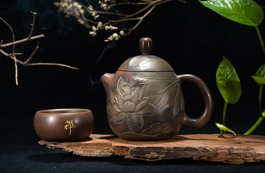 Image result for images of Zen teapots and teacups