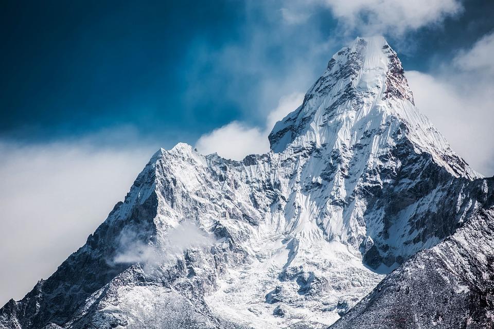 Ama Dablam, Himalaya, Montagne, Pic, Népal, Sommet
