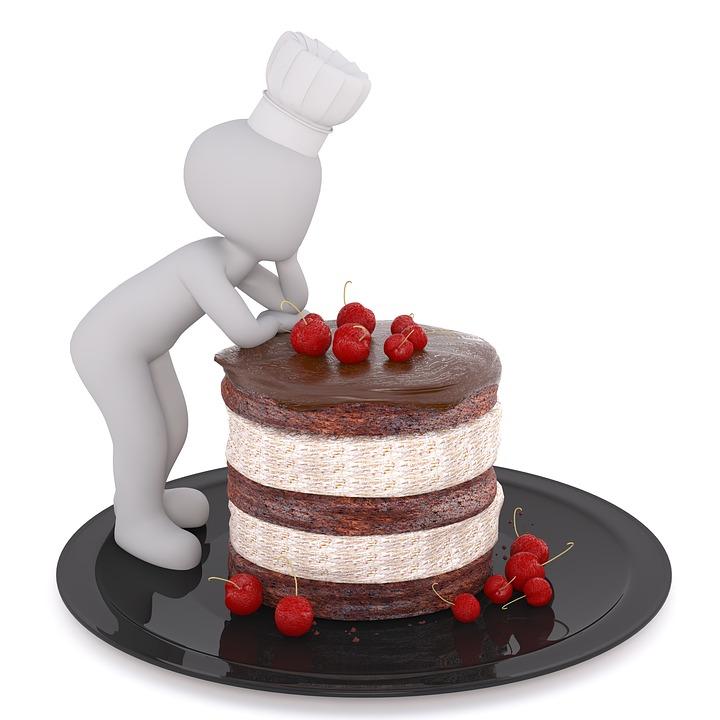 Kuchen Verzieren Dekorieren Kostenloses Bild Auf Pixabay