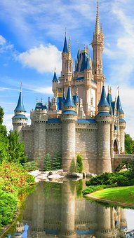 Walt Disney World Disney Castle Disney Wor