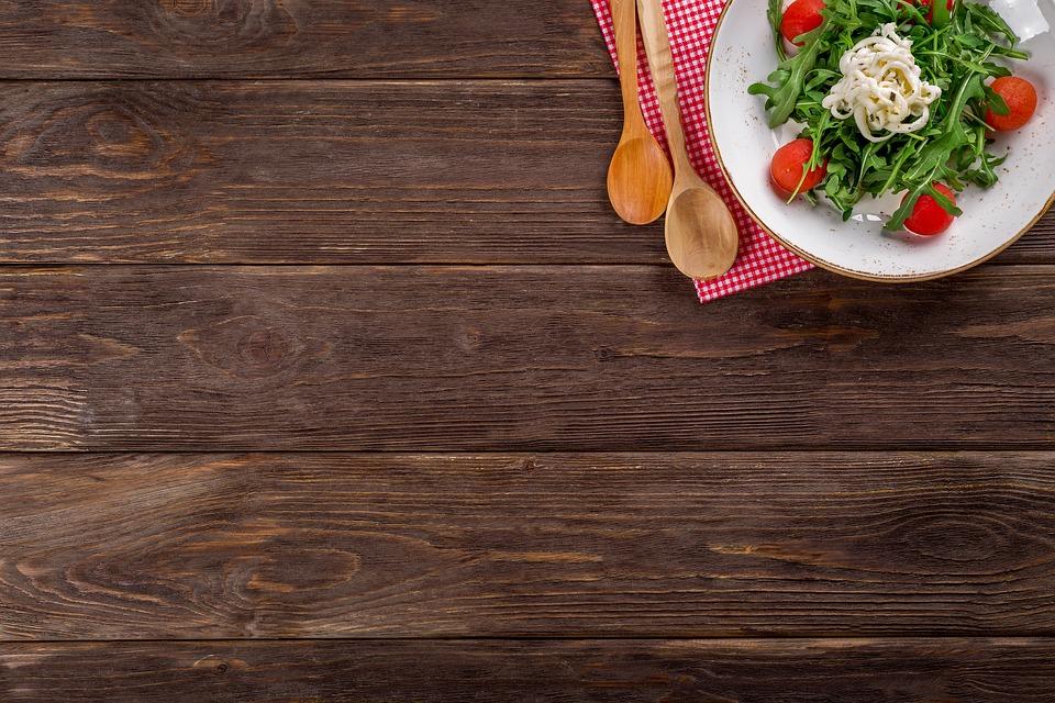 Salad, Sehat, Piring, Nutrisi, Lezat, Hidangan Pembuka