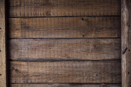 Tree Boards Background Rustic Wood Te