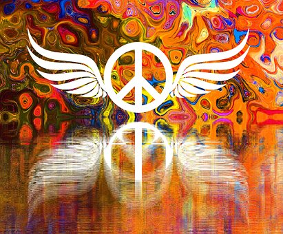 Harmony, Peace, Togetherness, Love Peace