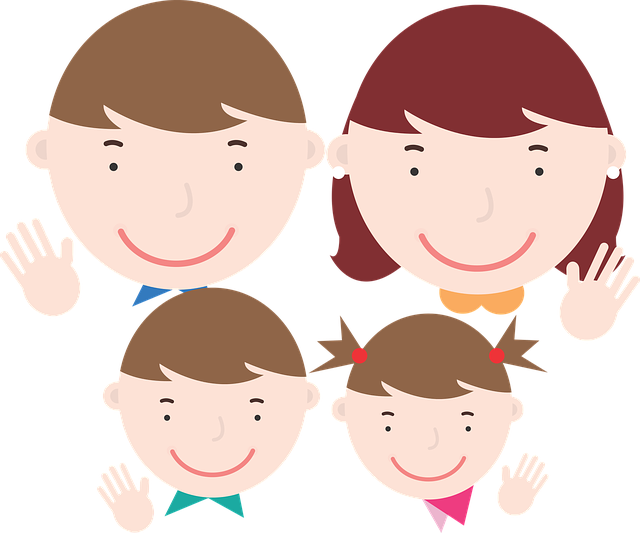 Free Vector Graphic Family Facial People Free Image