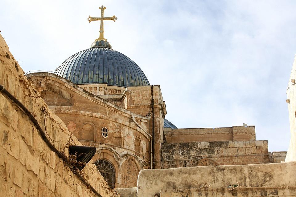 Basilique Du Saint-Sépulcre - Photo gratuite sur Pixabay