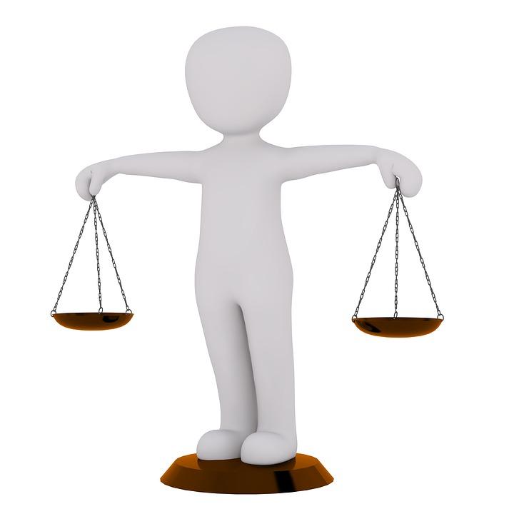 Horizontal, Pan, Balance, Weigh, Kitchen Scale