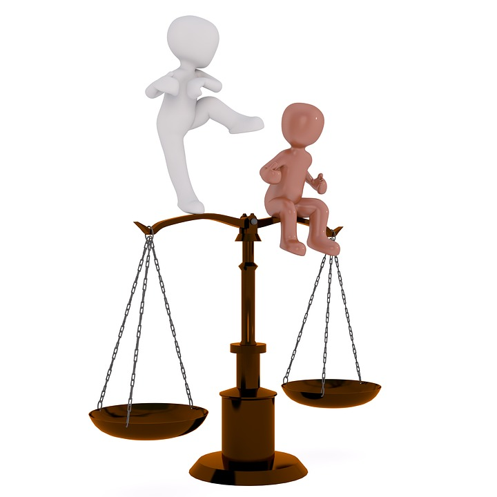 Waage Waagschale Gleichgewicht · Kostenloses Bild auf Pixabay