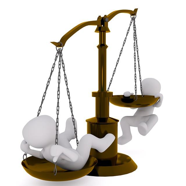 Free illustration: Horizontal, Pan, Balance, Weigh - Free ...