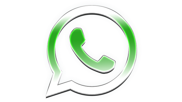 Whatsapp Icon Transparent Logo Green Phone