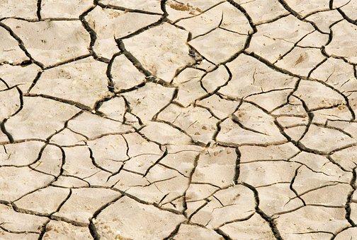 Background Sand Texture Brittle Piece