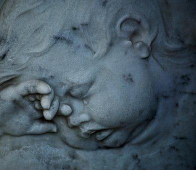 Engel, Friedhof, Reißen, Weinen, Trauer