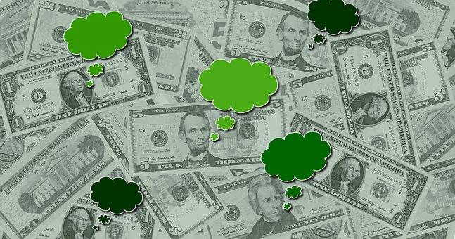 Money, Dollar, Cash, Us, United States