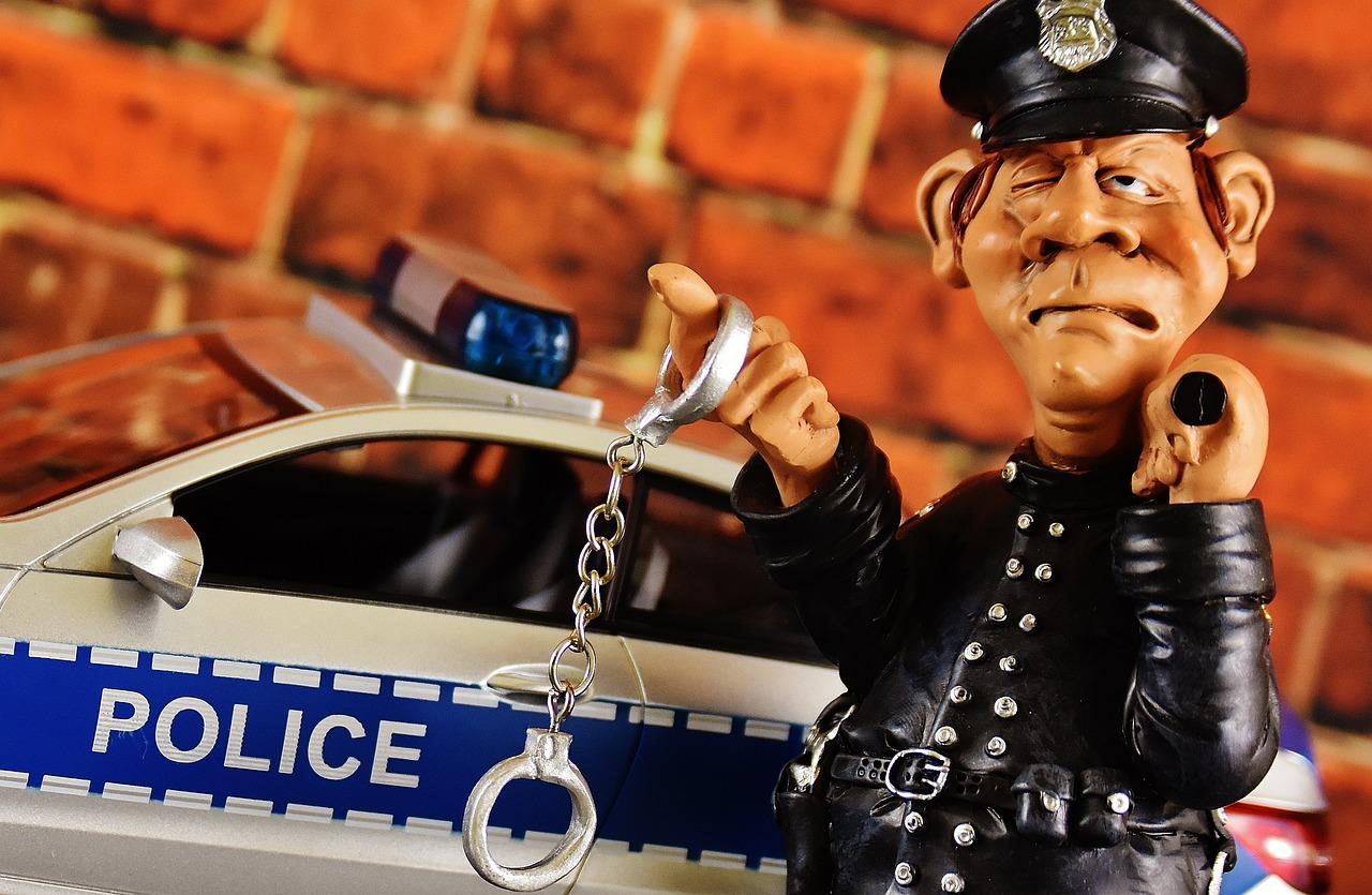 Прикольные картинки полицейских