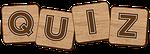 quiz, tiles, letters