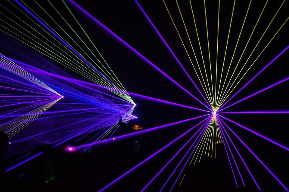 Laser Show Disco 183 Free Image On Pixabay