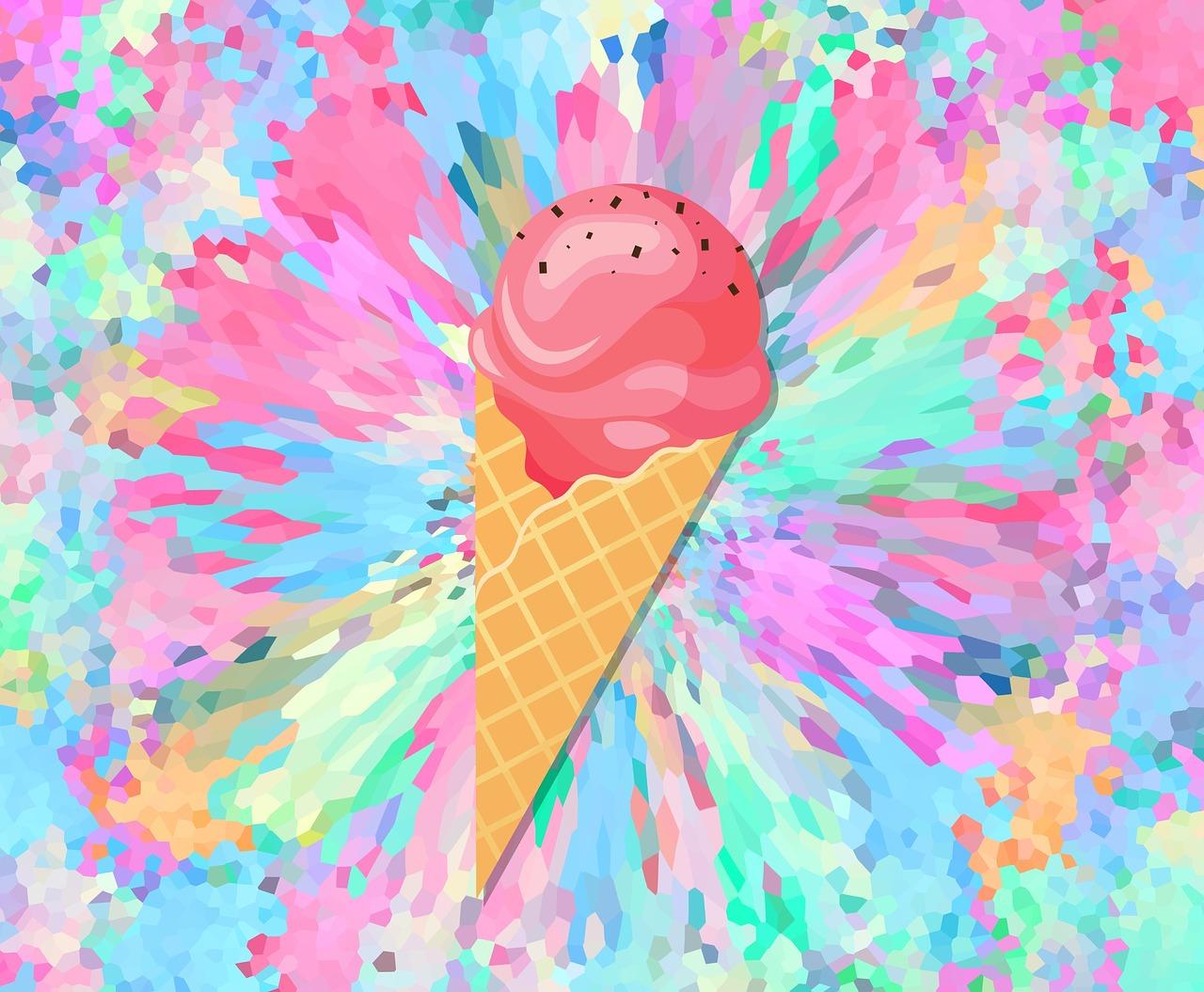 фото мультяшных мороженое перри