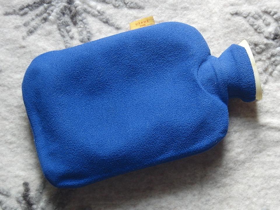 Hot Water Bottle, Warm, Health, Winter, Bed Bottle