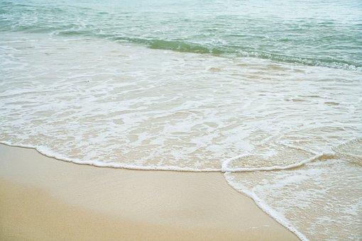 See Beach Sand Summer Nature Ocean La