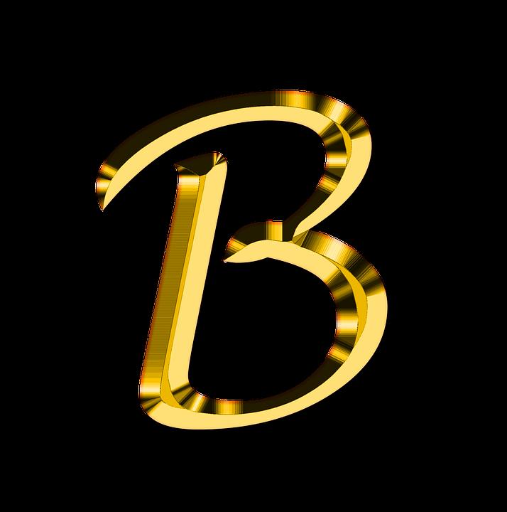 Buchstaben Abc B Kostenloses Bild Auf Pixabay