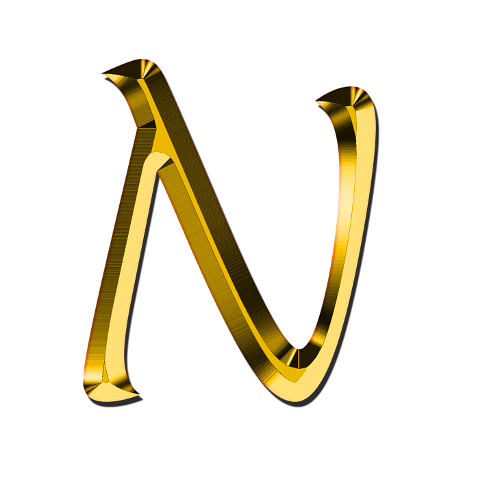 Letters Abc N Free Image On Pixabay