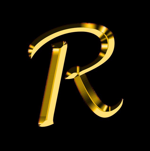 R O C K: Lettere Abc R · Immagini Gratis Su Pixabay