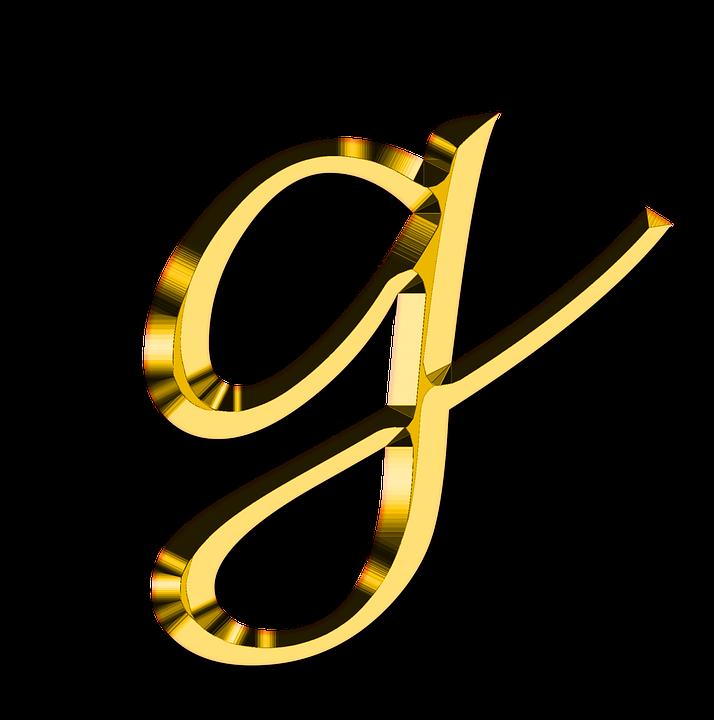Letters Abc G Alphabet Learn