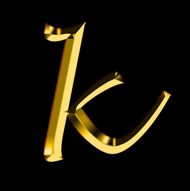 R O C K: Letters Abc K · Free Image On Pixabay