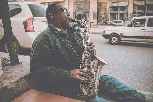 Show Street Travel Man Art Music Live Perf