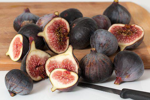 Fig, Fruit, Nutrition, Fresh, Health