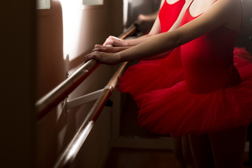 Fabuleux Photo gratuite: Barre, Danseuse, Danse Classique - Image gratuite  VY96